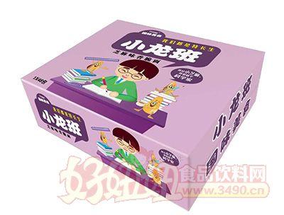 壹国味小龙班芝麻味香脆面1x48包