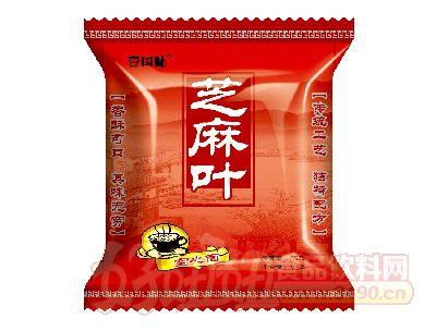 壹国味芝麻叶空心面干吃面55g