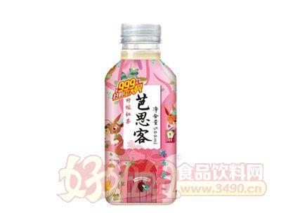 芭思客柠檬红茶500ml