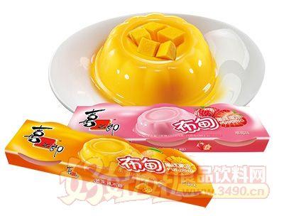 喜之郎布甸果味果冻芒果味