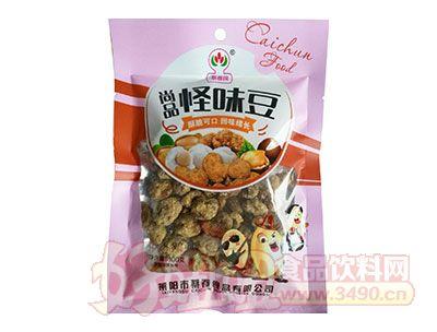 蔡春牌尚品怪味豆100g