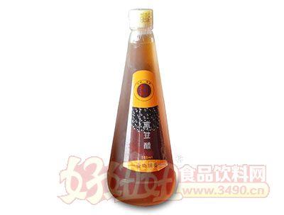 源珍黑豆醋260ml