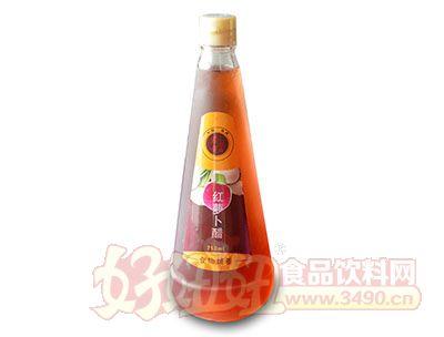 源珍红萝卜醋260ml
