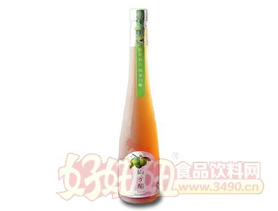 源珍梅子醋500ml