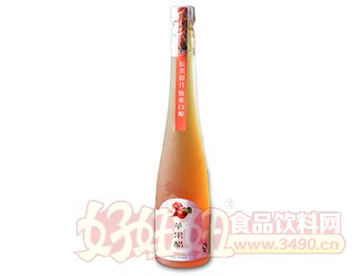 源珍苹果醋500ml