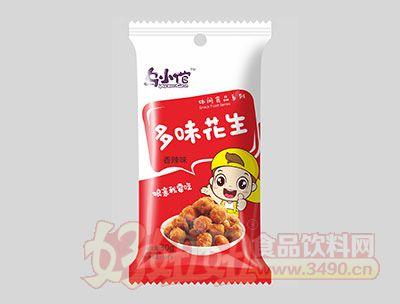 乌小馆香辣味多味花生30g