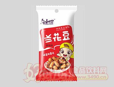 乌小馆香辣味兰花豆30g