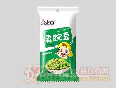 乌小馆牛肉味青豌豆60g