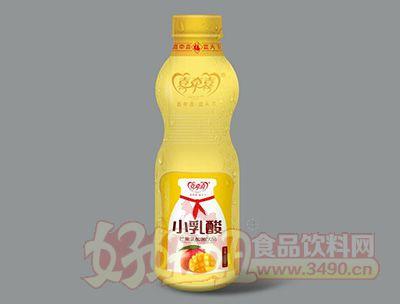 喜牵喜芒果小乳酸饮品