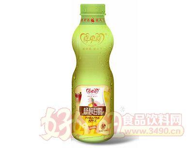喜牵喜苹果菠萝杨枝甘露1000ml