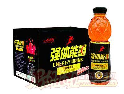 春尚好轻体能量维生素果味饮料600ml×15瓶