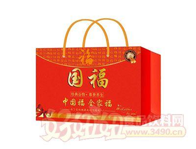 国福全家福养生粥礼盒