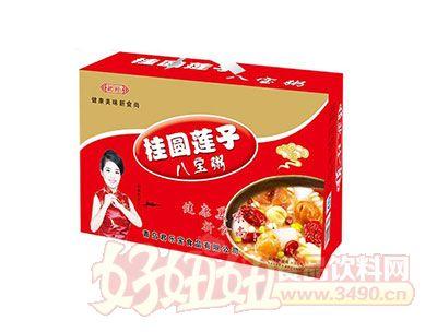 欧珍桂圆莲子八宝粥