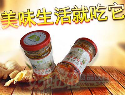 润野香辣金针菇