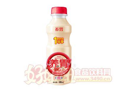 味臻养胃乳酸菌果汁草莓味1000ml瓶装