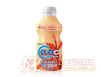 优益C活茶系列红茶口味