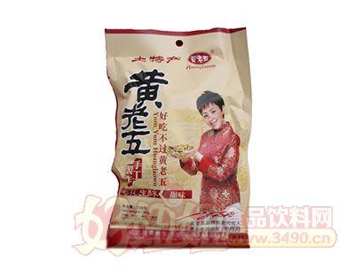 黄老五138花生酥甜味