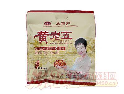 黄老五360克花生米花酥甜味