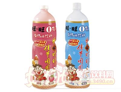 旺旺0泡果奶1.5L(年节版)