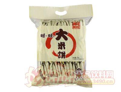 旺旺大米饼1kg