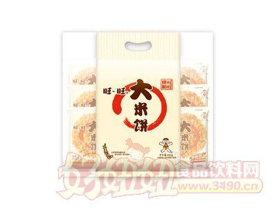 旺旺大米饼400g