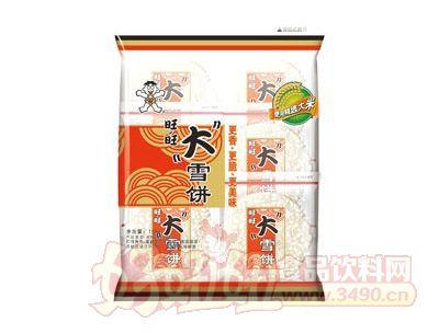 旺旺大雪饼118g