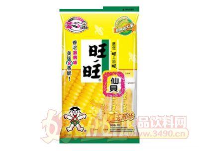旺旺仙�56g(玉米味)