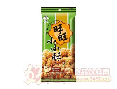 旺旺小小酥60g(葱香鸡肉味)