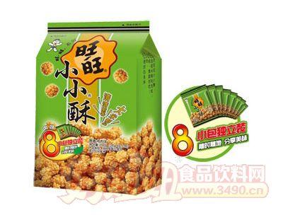 旺旺小小酥200g(葱香鸡肉味)