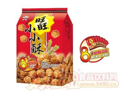 旺旺小小酥200g(黑胡椒味)
