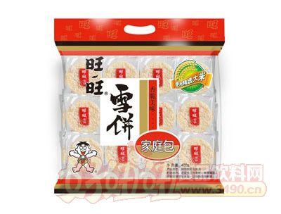 旺旺雪饼400g(家庭包)