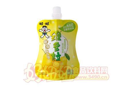 旺旺�S多粒果�鏊�150g(椰果粒冰糖雪梨味)