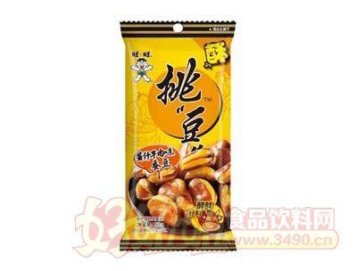 旺旺挑豆50g(�u汁牛肉味�Q豆)