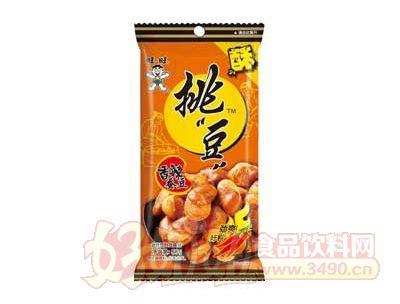 旺旺挑豆50g(香辣�Q豆)