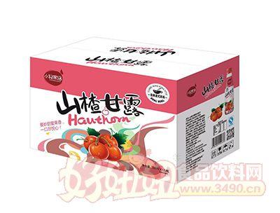 小轻国语山楂甘露330mlx15瓶