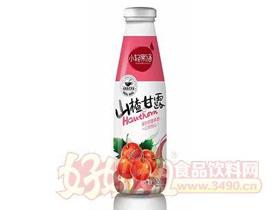 小轻国语山楂甘露330ml