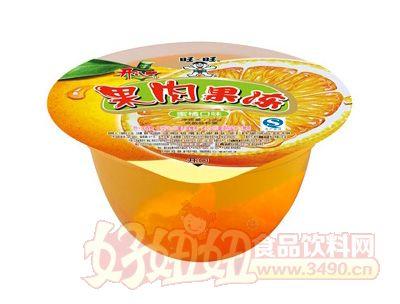 �_心果肉果��125g(蜜橘味)