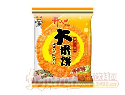 开心大米饼
