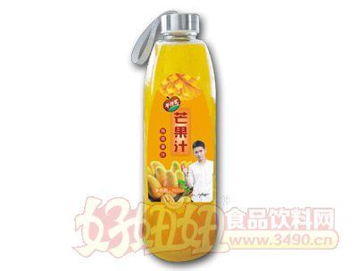 千汁汇芒果汁960ml