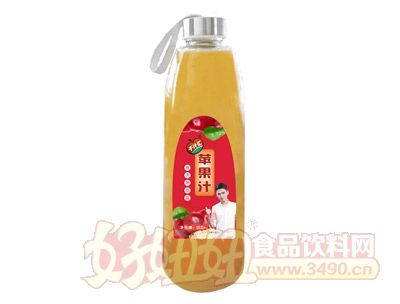 千汁汇苹果汁960ml