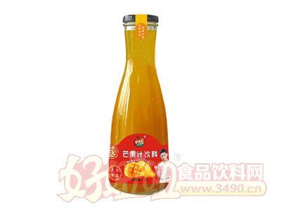 千汁汇芒果汁饮料1.5L
