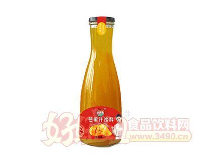 千汁汇芒果汁1L