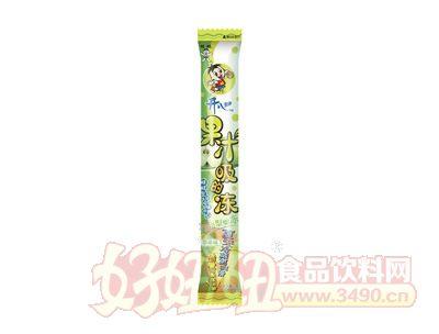 开心果汁吸的冻(苹果味)