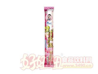 开心果汁吸的冻(草莓味)