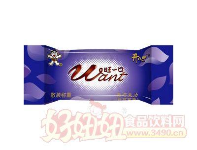 旺一口巧克力(黑巧克力)