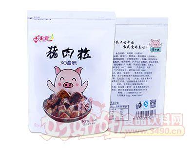 舌尖爱猪肉粒XO酱味100g