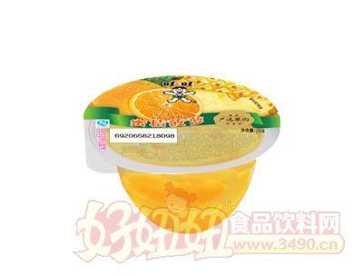 旺旺果肉果��200g(桔子菠�}果肉)