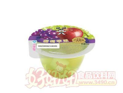 旺旺果肉果��200g(�O果葡萄果肉)