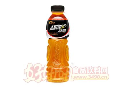 明好超体能量600ml瓶装