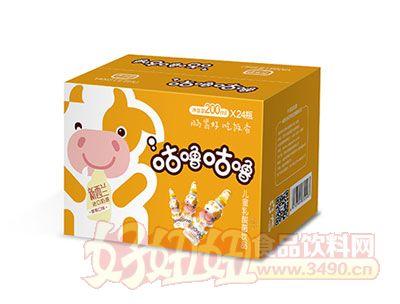 养乐舒儿童乳酸菌饮品200ml*24瓶(香蕉味)